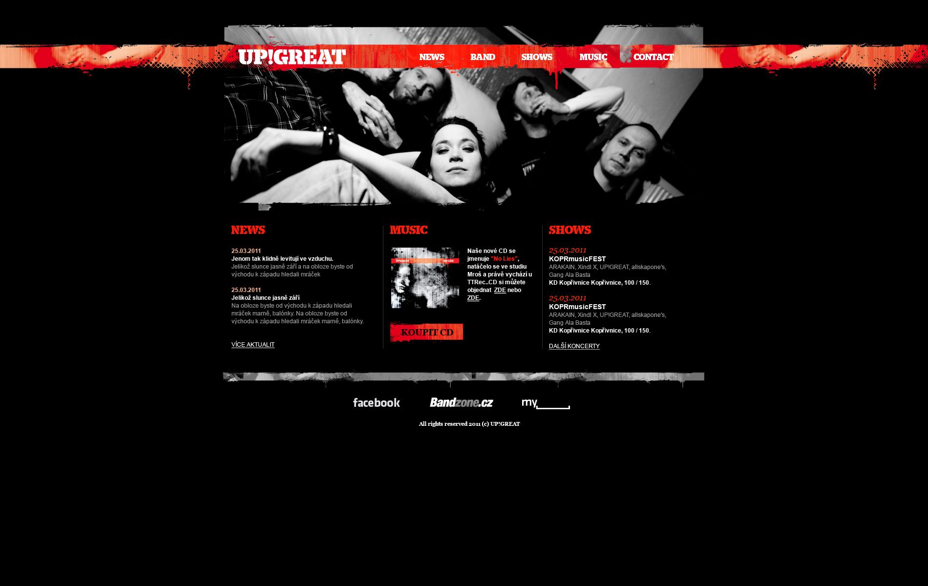 U!G web